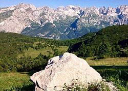 Breathless view on Brenta Dolomites from Paganella, into the wild!